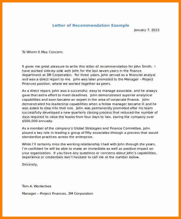 Support Letter Sample for Immigration Fresh 9 Immigration Letter Of Support
