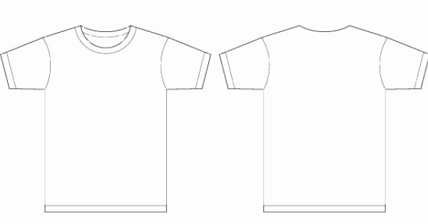 T Shirt Template Illustrator Awesome Fashion Trends T Shirt Design Ideas for Kidst Shirt