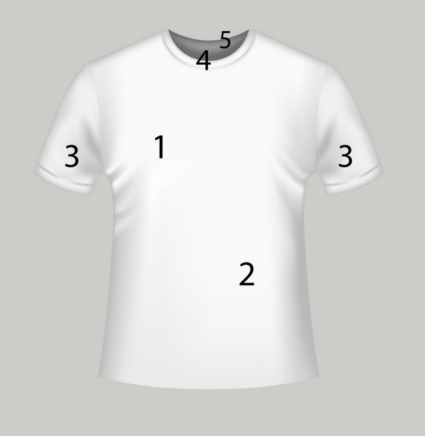 T Shirt Template Illustrator Best Of How to Create A Vector T Shirt Mockup Template In Adobe