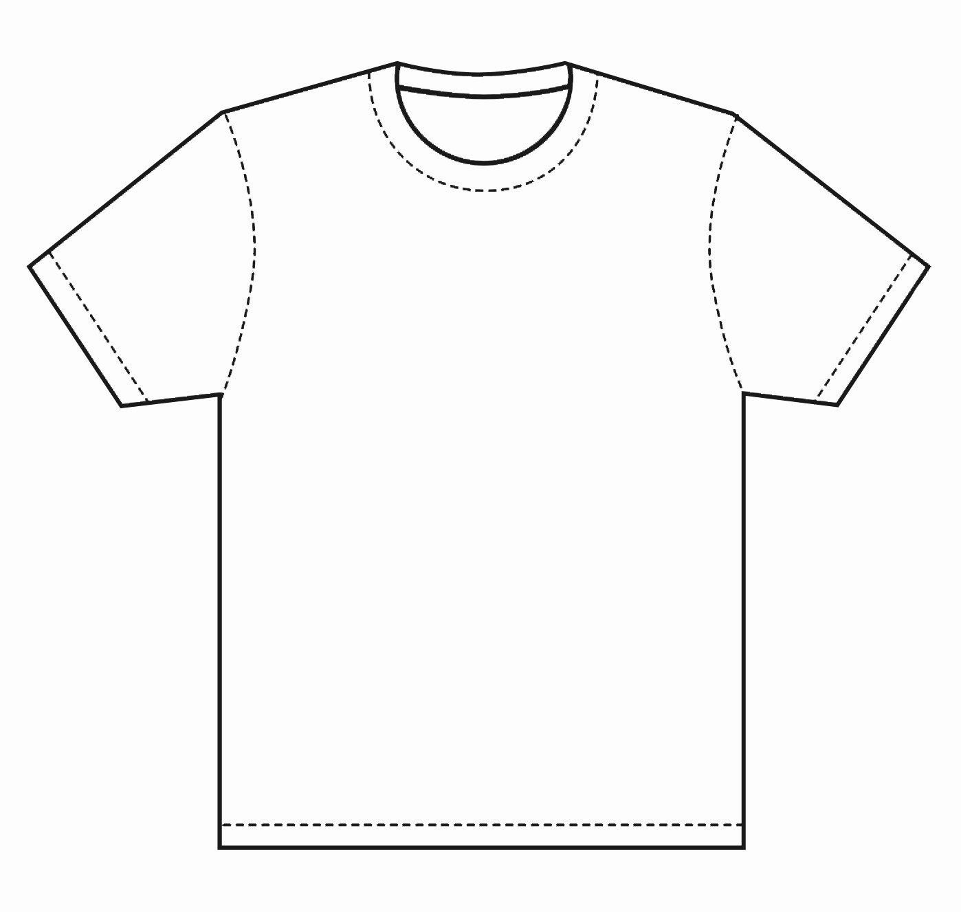 T Shirt Template Illustrator Lovely T Shirt Template Illustrator