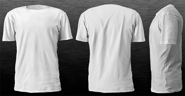 T Shirt Template Photoshop Fresh 40 Psd Templates to Mockup Your T Shirt Design