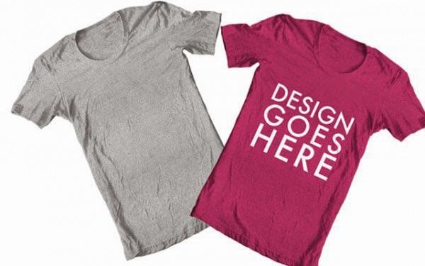T Shirt Template Photoshop Inspirational 48 Free Psd T Shirt Mockups