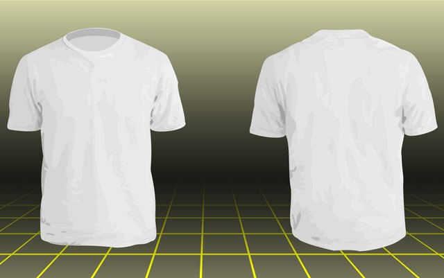 T Shirt Template Photoshop Luxury Shop Men's Basic T Shirt Template