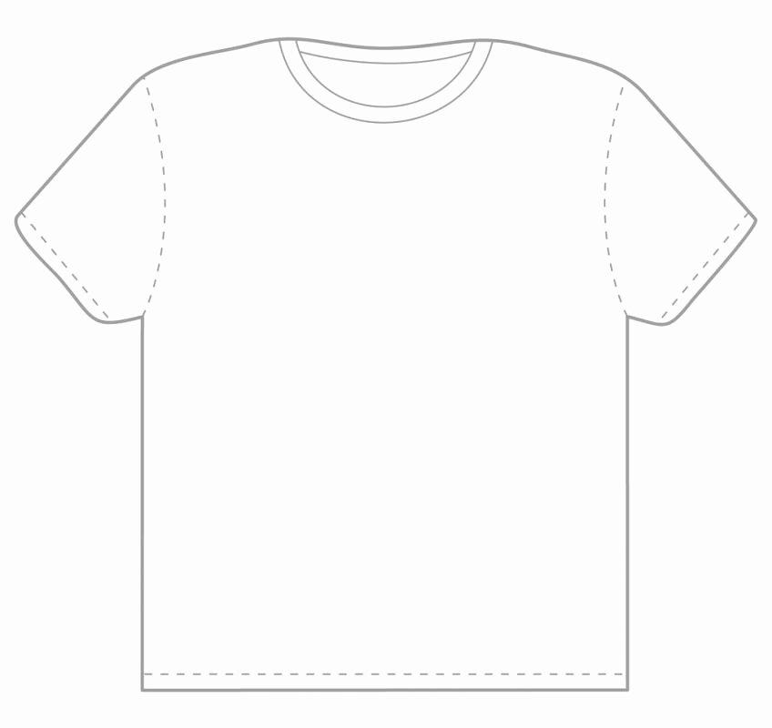 T Shirt Template Photoshop Unique T Shirt Template Shop
