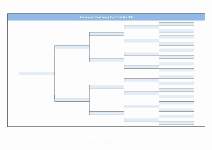 Template for Family Tree Awesome 50 Free Family Tree Templates Word Excel Pdf