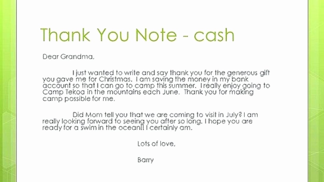 Thank You Card for Money Beautiful 14 Thank You for Graduation Ts