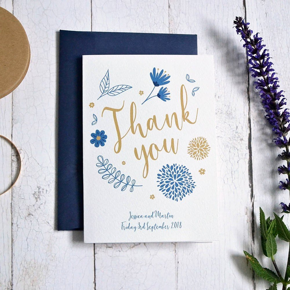 Thank You Card for Money Elegant A Guide to Writing Wedding Thank You Cards Hitched