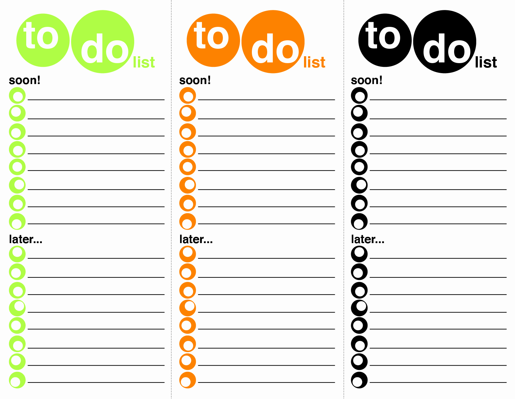Things to Do List Template Beautiful 40 Printable to Do List Templates