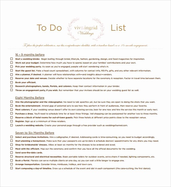 To Do List Pdf Beautiful Free 16 Sample to Do List Templates In Word Excel