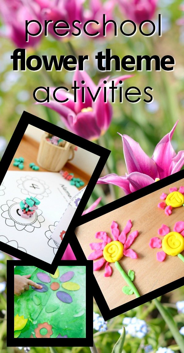 Toddler Lesson Plan Ideas Fresh Flower theme Preschool Activities Fantastic Fun & Learning