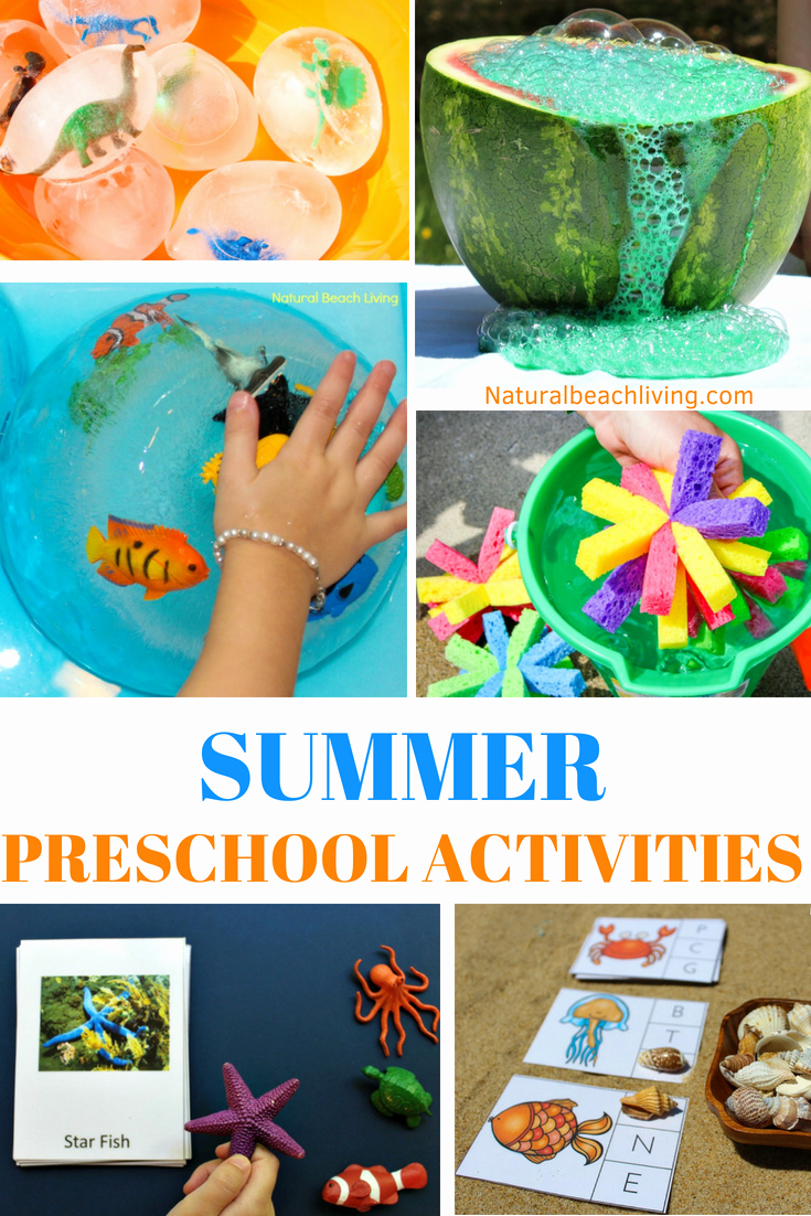 Toddler Lesson Plan Ideas Unique 200 Preschool themes for the Year Natural Beach Living