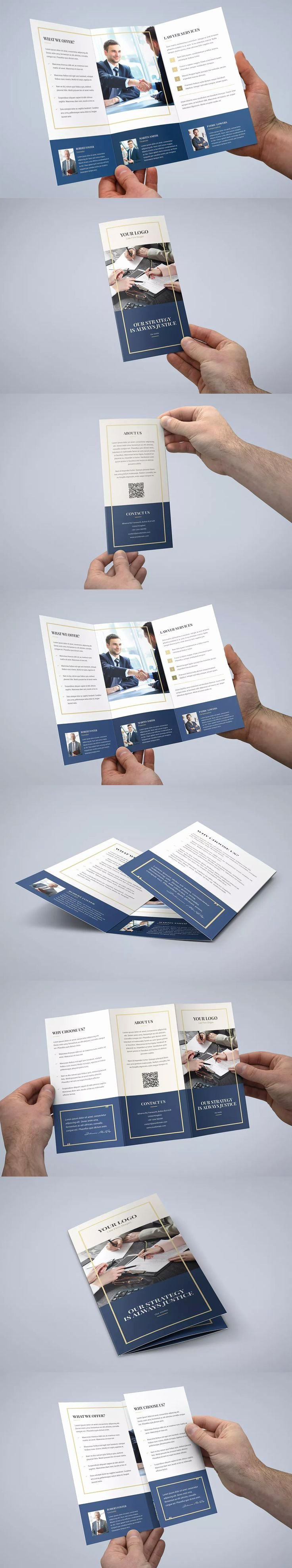 Tri Fold Brochure Size Inspirational 17 Best Tri Fold Brochure Inspiration Images On Pinterest