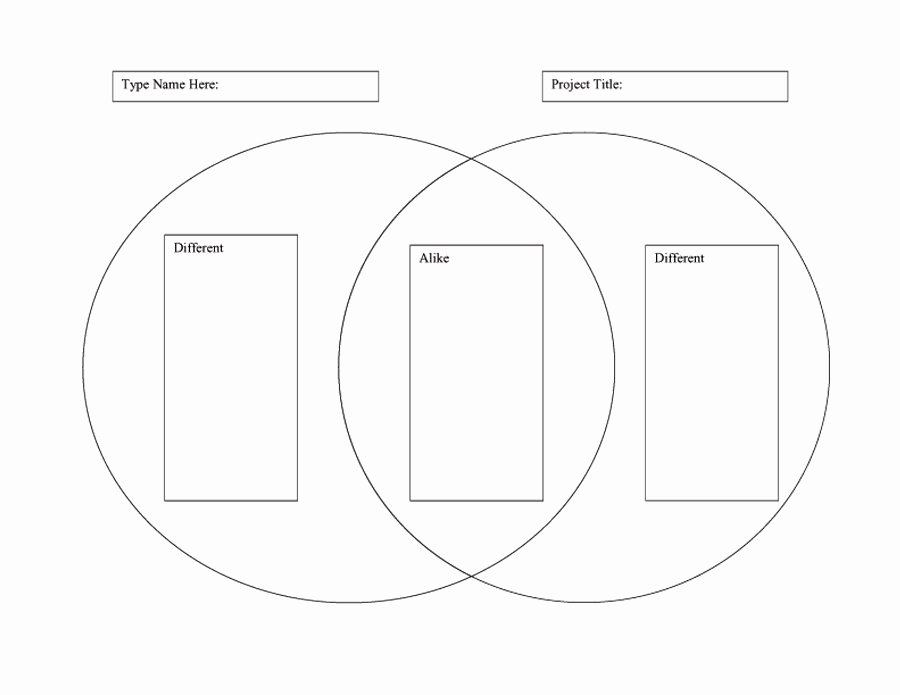 Venn Diagram Template Word Awesome 41 Free Venn Diagram Templates Word Pdf Free Template