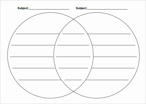 Venn Diagram Template Word Best Of 36 Venn Diagram Templates Pdf Doc Xls Ppt