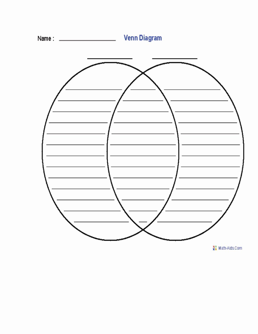 Venn Diagram Template Word Elegant 40 Free Venn Diagram Templates Word Pdf Template Lab