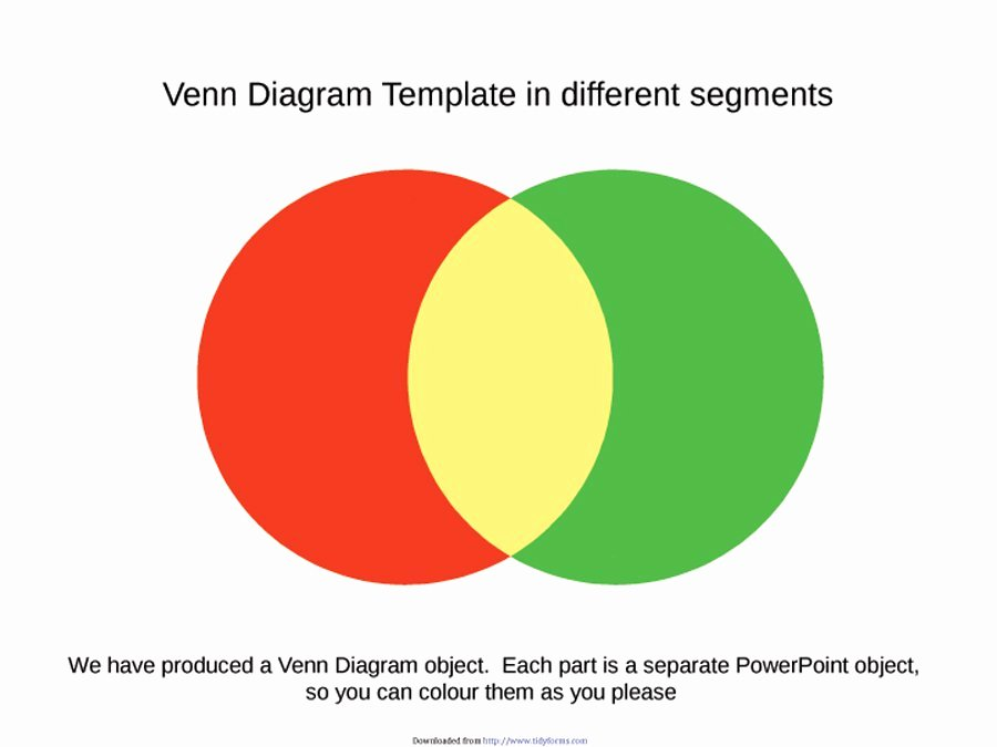 Venn Diagram Template Word New Venn Diagram to Download Clipart Best