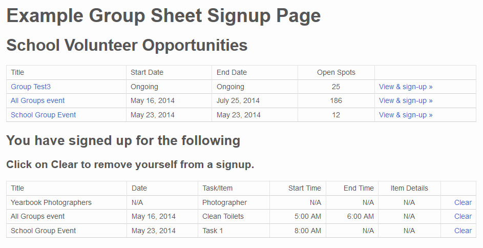 Volunteer Sign Up Sheet Inspirational Pta Volunteer Sign Up Sheet Groups – Stephen Sherrard Plugins