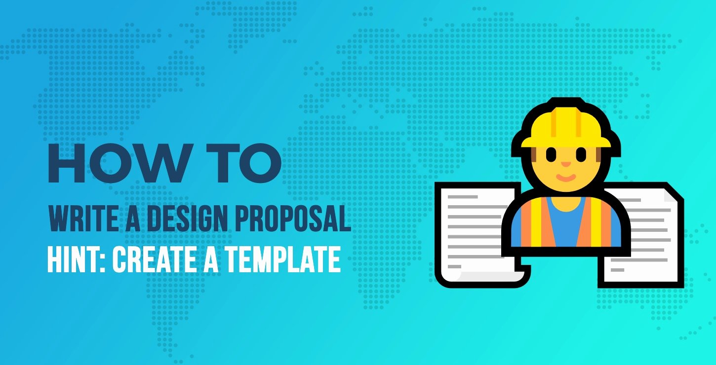 Web Design Proposal Template Awesome 10 Minutes is All You Need to Write A Web Design Proposal