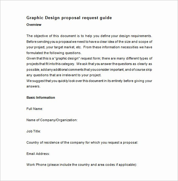 Web Design Proposal Template Awesome 23 Design Proposal Templates Word Pdf Pages