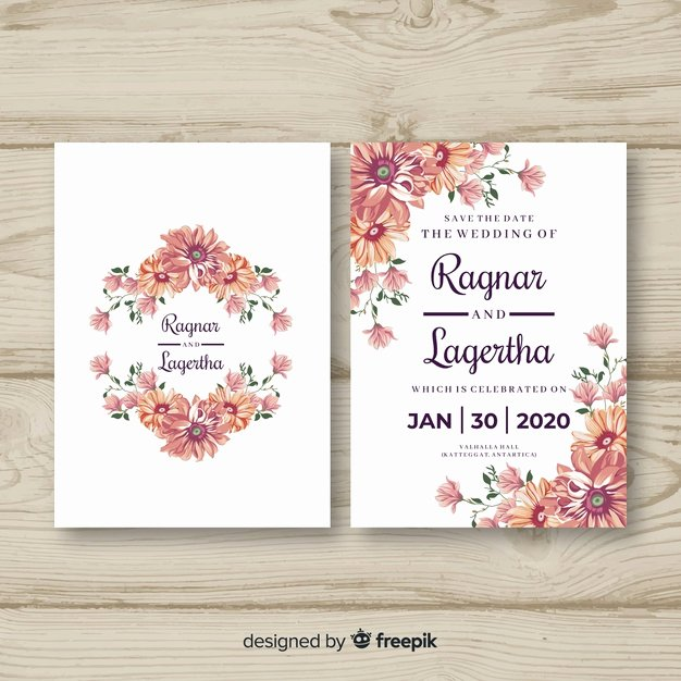Wedding Invitation Templates Free Elegant Wedding Card Vectors S and Psd Files
