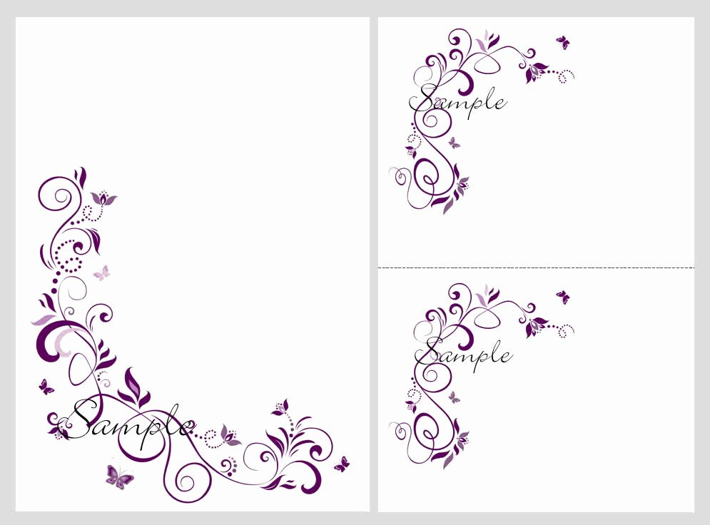 Wedding Invitation Templates Free Fresh Floral Blank Wedding Invitation Templates