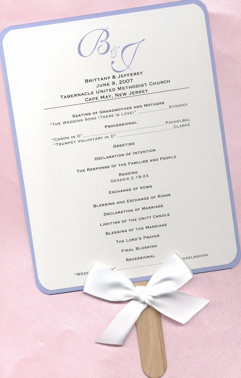 Wedding Program Fans Template Best Of Design Aholic Wedding Program Fans