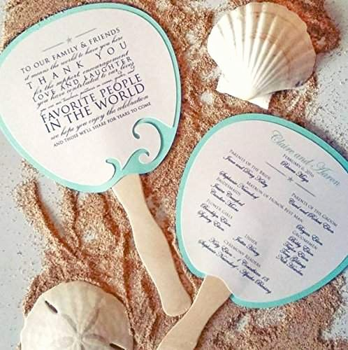 Wedding Program Fans Template Best Of top 10 Best Wedding Programs to Buy Line