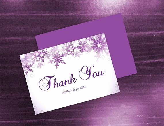 Wedding Thank You Card Template Awesome Diy Printable Wedding Thank You Card Template