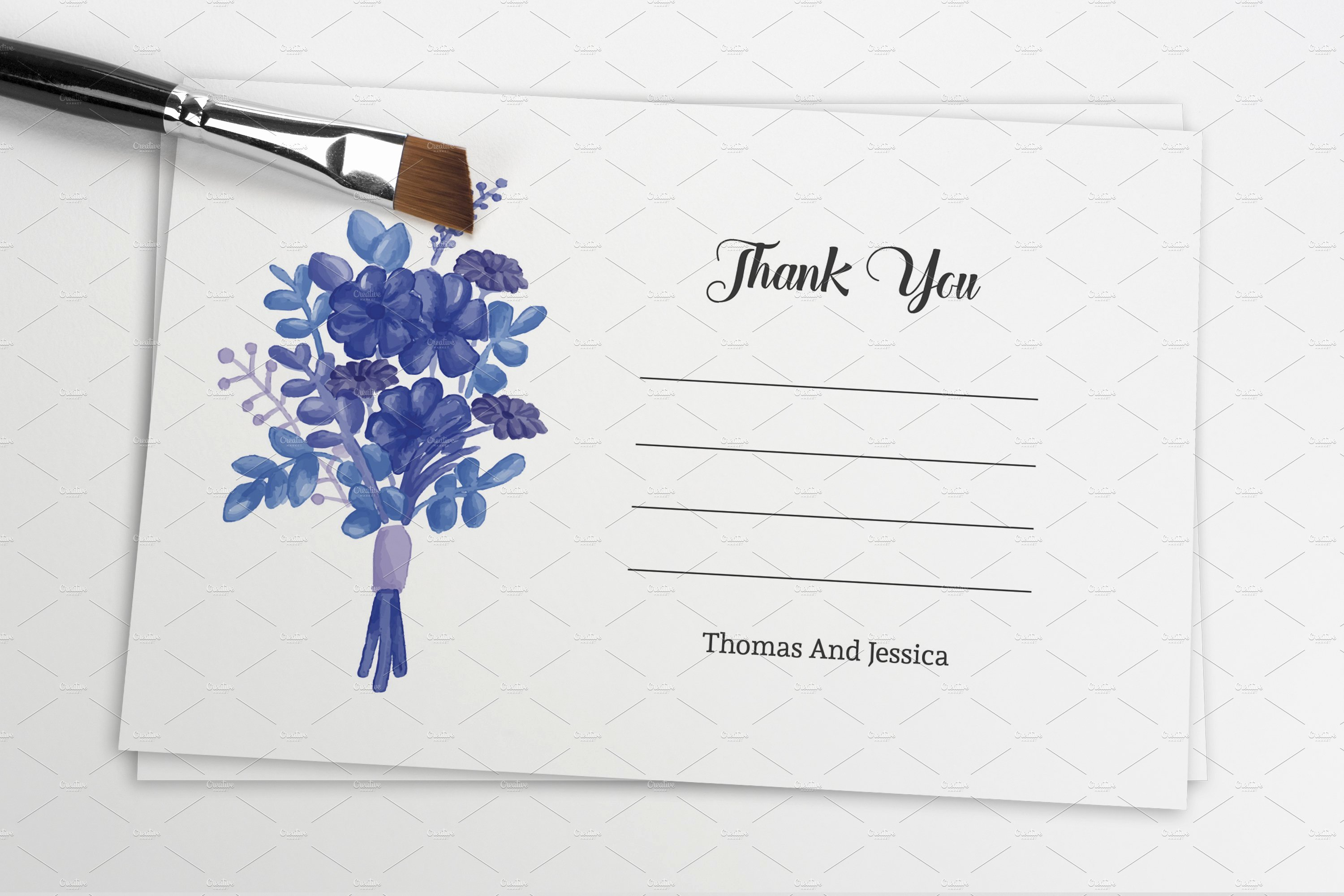 Wedding Thank You Note Template Best Of Wedding Thank You Card Template Wedding Templates