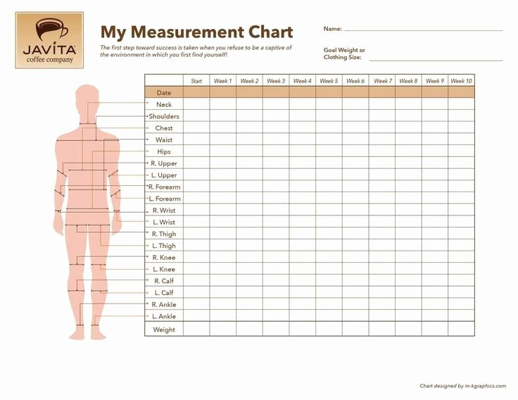 Weight Loss Measurement Chart Luxury S S Media Cache Ak0 Pinimg 736x 28 3f 70