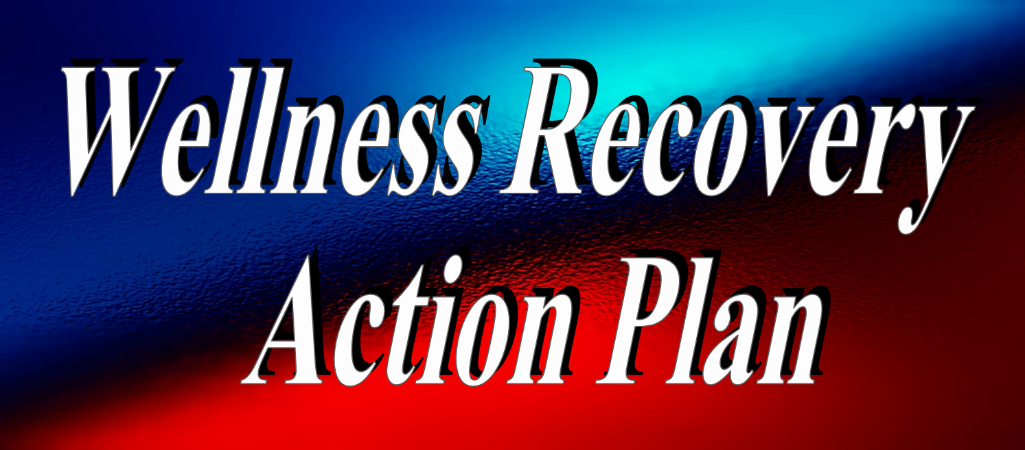 Wellness Recovery Action Plan Pdf Fresh Wellness Recovery Action Plan