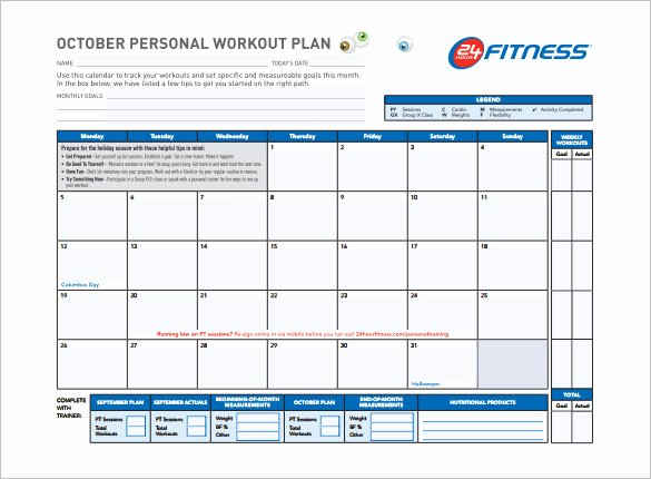 Work Out Schedule Templates Lovely 24 Workout Schedule Templates Pdf Docs