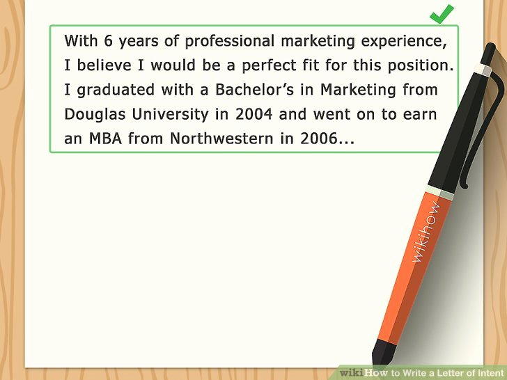 Writing A Letter Of Intent Best Of How to Write A Letter Of Intent with Sample Letters