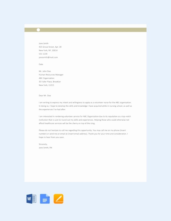 Writing A Letter Of Intent Fresh 30 Simple Letter Of Intent Templates Pdf Doc