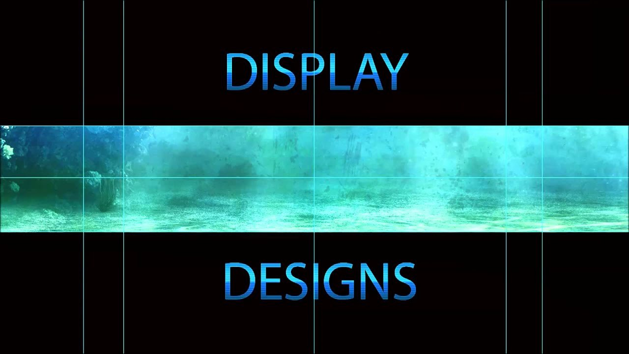Youtube Banner Template No Text Awesome Spite Display Free Youtube Banner Template Shop