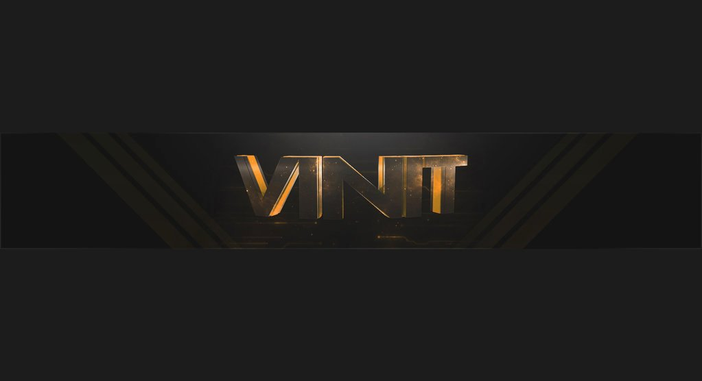 Youtube Banner Template No Text Awesome Wrap 3d Text Effect Banner by Vinitdesigns On