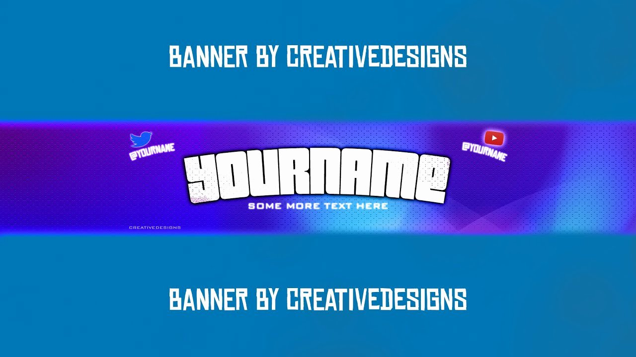 "Youtube Banner Template Photoshop Fresh Free Banner Template ""disco Banner Template"