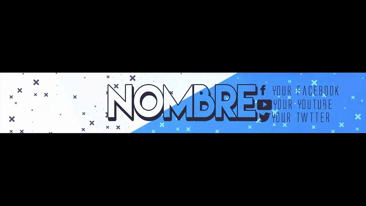Youtube Banner Template Photoshop New Free Youtube Banner Template Shop