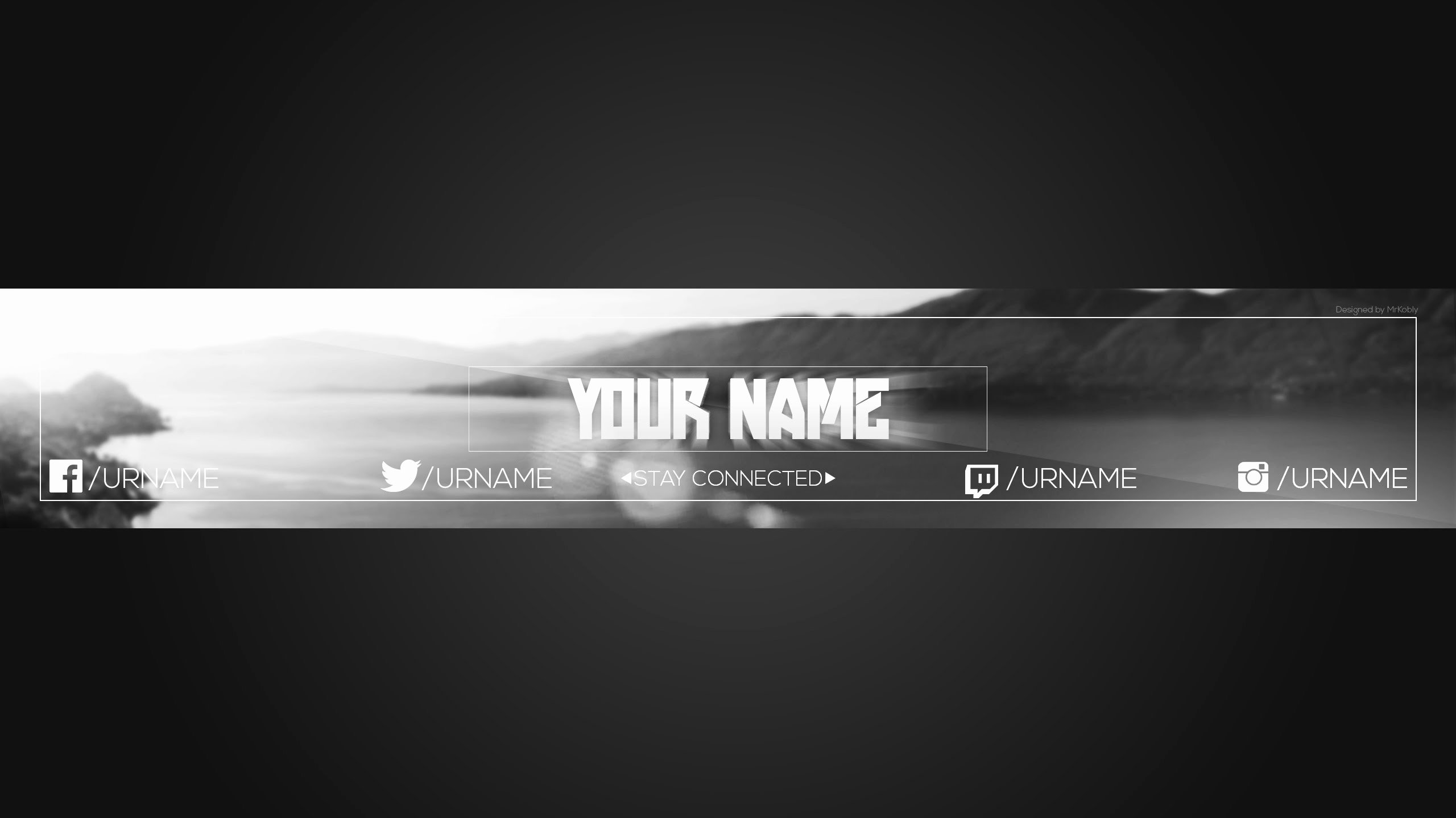 Youtube Banner Template Photoshop Unique 28 Of Tumbler Template Banner Maker