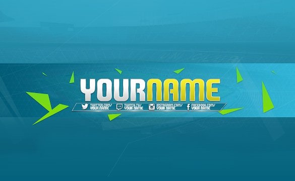 Youtube Channel Art Backgrounds Best Of 25 Channel Art Templates – Free Sample Example