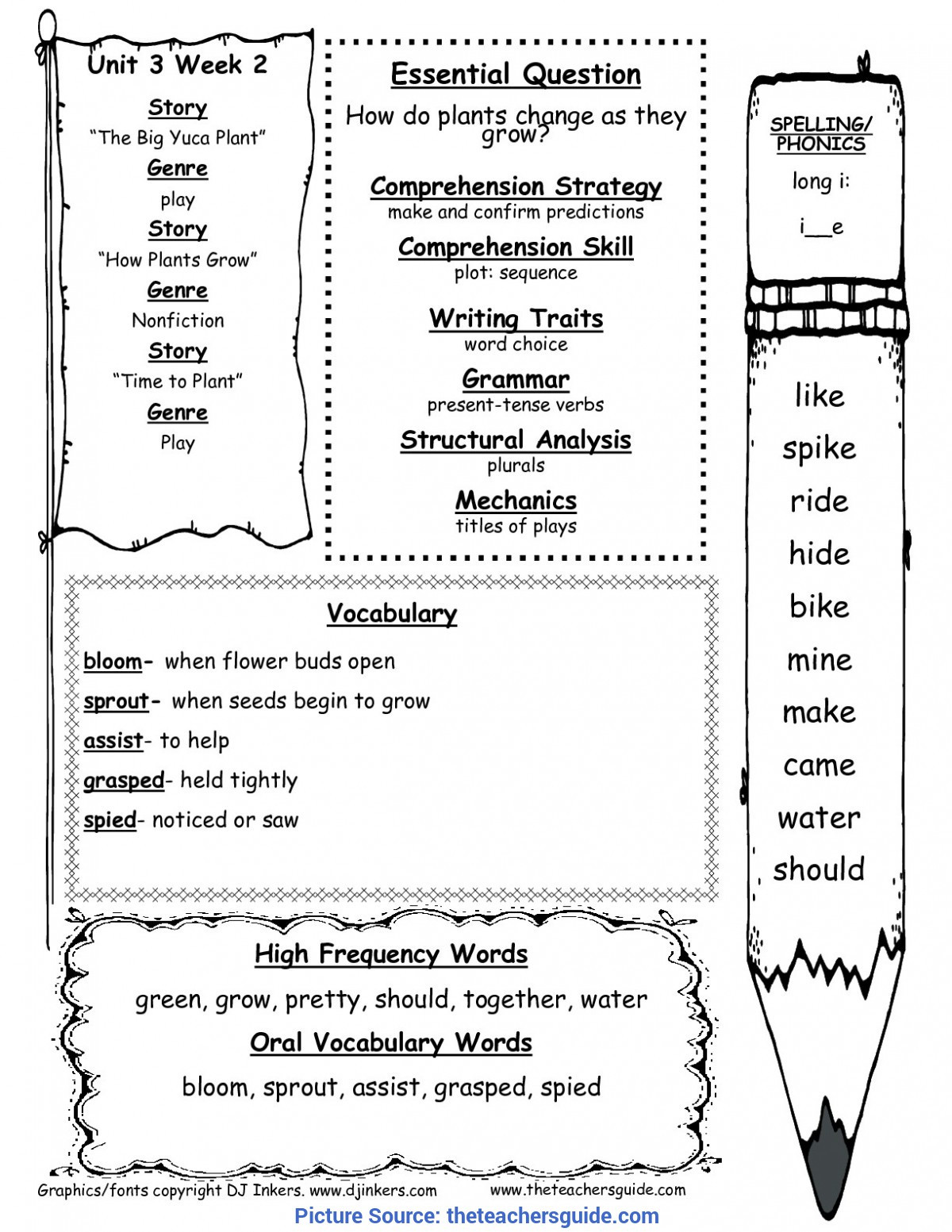 1st Grade History Worksheets A Day In First Grade