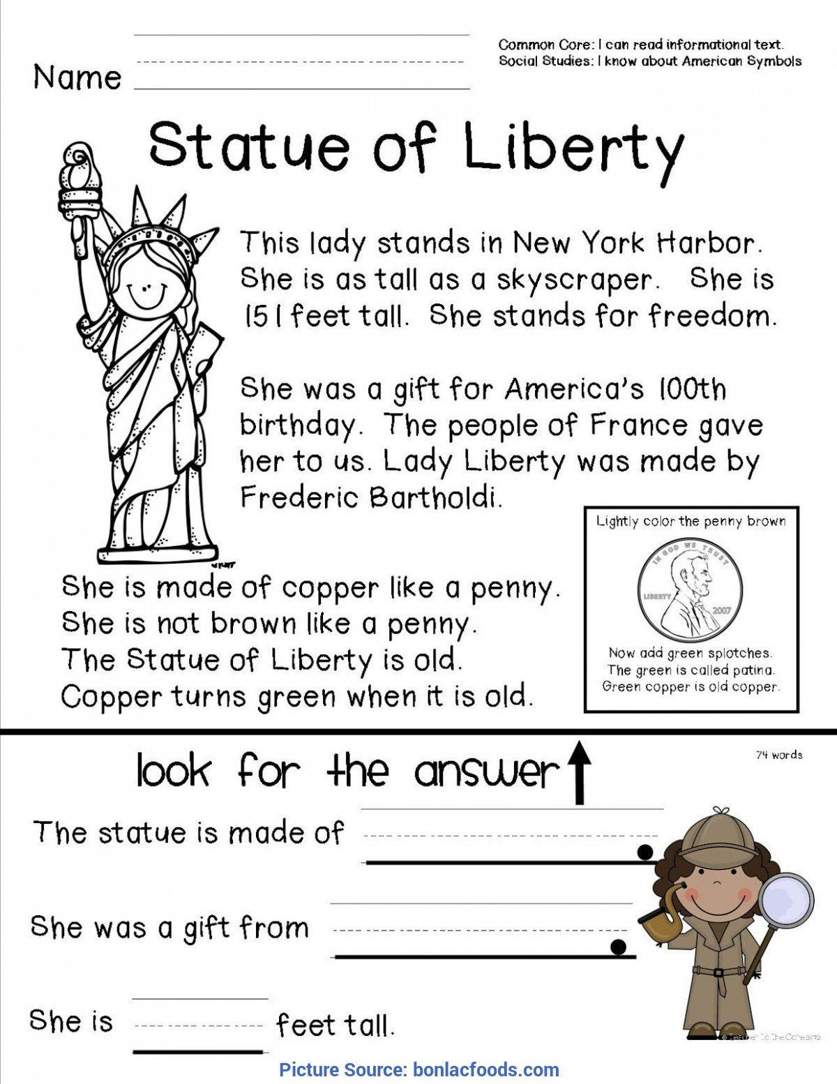 1st Grade History Worksheets Pin On Printable Worksheet for Kindergarten