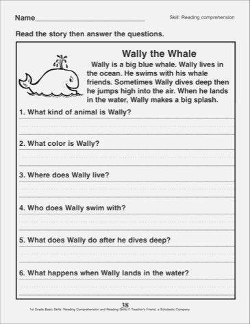 1st Grade Reading Fluency Worksheets Image Result for 1st Grade Fluency and Prehension Passages