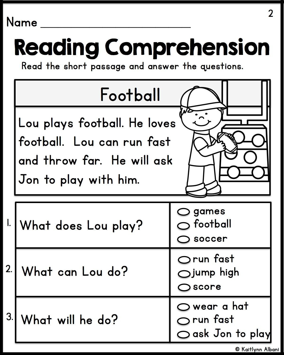 1st Grade Reading Worksheets Printable Free Printable Worksheets Reading Prehension 3rd Grade لم