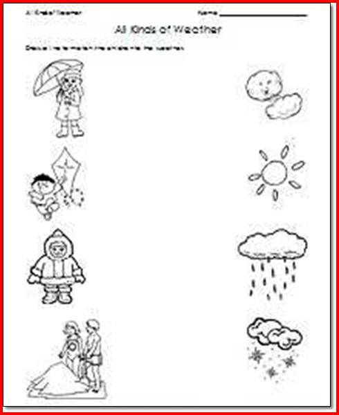 1st Grade Weather Worksheets Weather Worksheets Weather Worksheet 1st Grade Worksheets