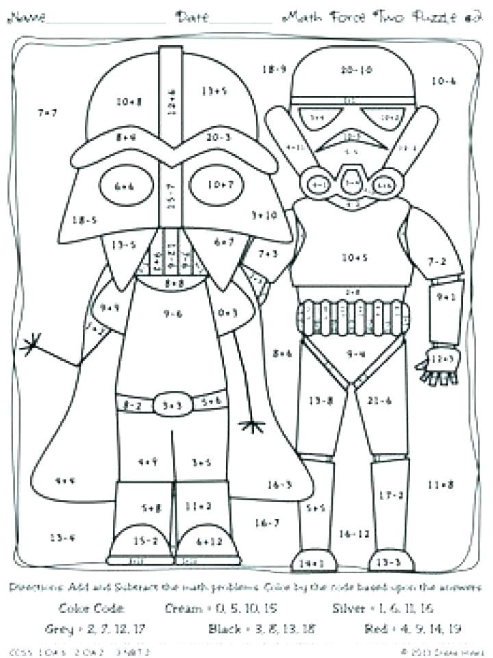 2nd Grade Math Coloring Worksheets Maths Coloring Pages Coloring Home