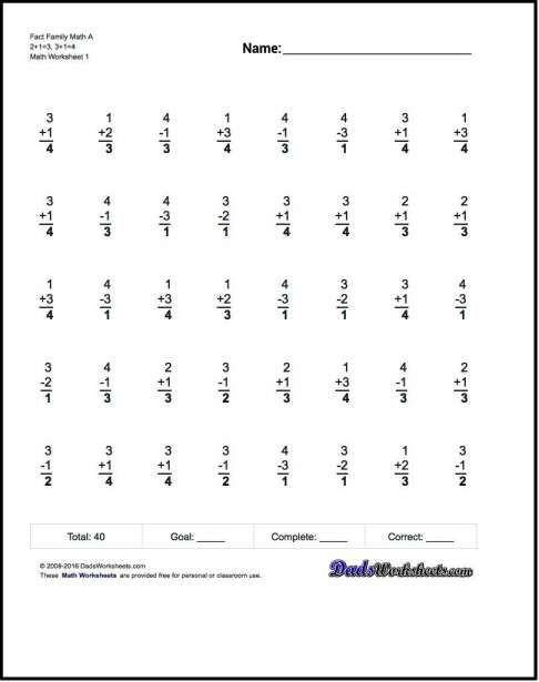2nd Grade Minute Math Worksheets 12 2nd Grade Minute Math Worksheet