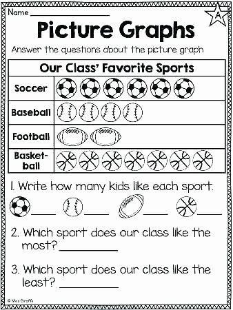 2nd Grade Pictograph Worksheets Pin On Editable Grade Worksheet Templates
