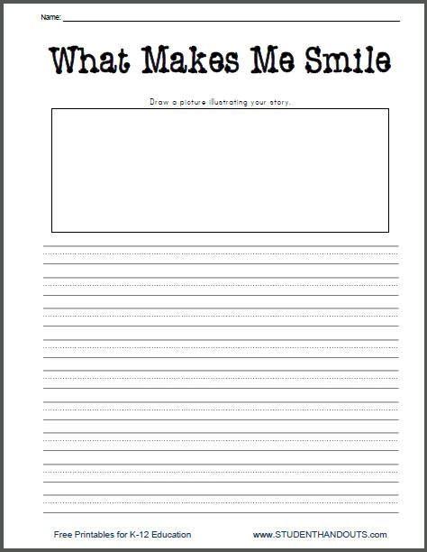 2nd Grade Writing Worksheets My Favorite Movie Free Printable Writing Prompt Worksheet