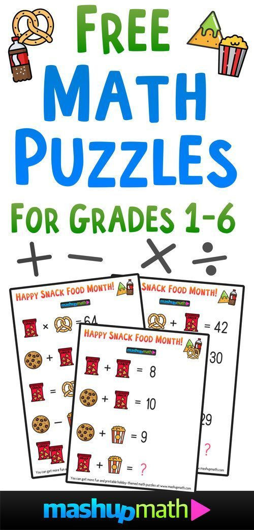 3rd Grade Brain Teasers Worksheets Pin On Elementary Math